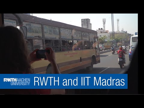 RWTH Aachen University and Indian Institute of Technology (IIT) Madras