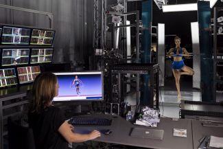 Bodyscanner im Max-Planck-Institut für Intelligente Systeme